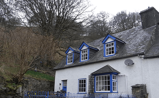 Brecon Residential Cottage Property